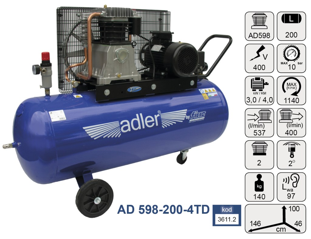 AD 598-200-4TD