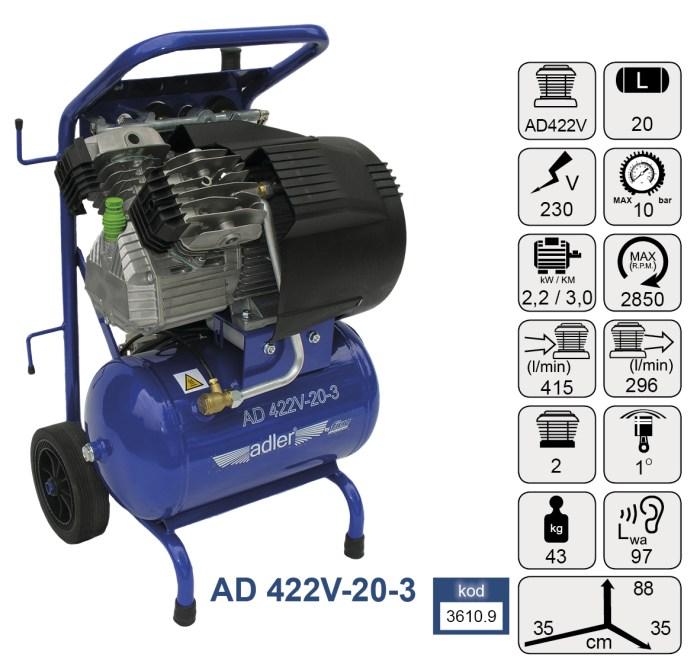 AD 422V-20-3